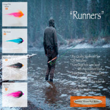 Runners Flies