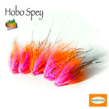 Skeena River Lodge Flies - Hobo Spey
