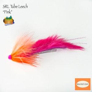 Skeena River Lodge Flies - Pink Tube Leech