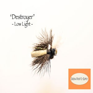 Destroyer Low Light Fly - Jaap Kalkman SS